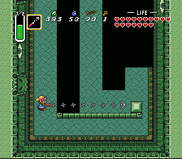 The Legend of Zelda: A Link to the Past/Misery Mire