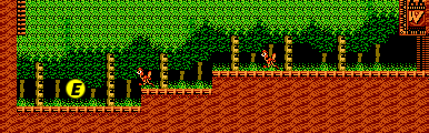 Mega Man 2 map Wood Man E.png