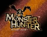 The logo for Monster Hunter.