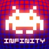 Box artwork for Space Invaders Infinity Gene.