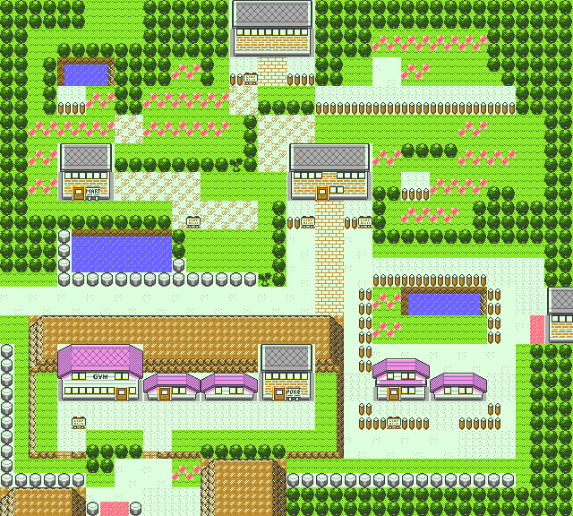 Pokemon GSC map Fuchsia City.png