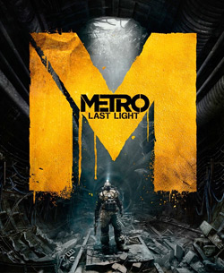 Box artwork for Metro: Last Light.