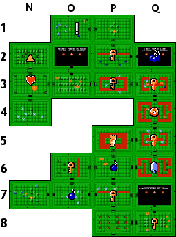 The Legend of Zelda/Underworld/Quest 1/Dungeon 5 — StrategyWiki, the