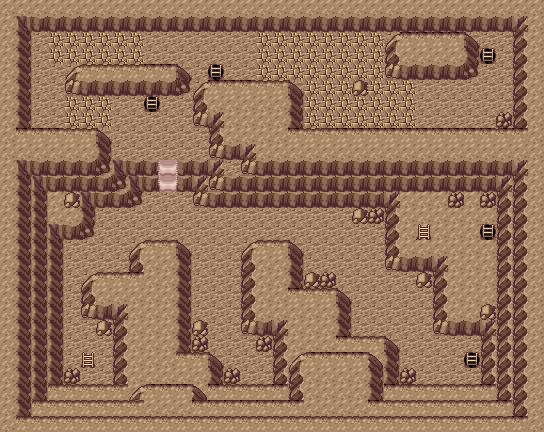 Granite Cave Map Pokémon Ruby and Sapphire/Granite Cave — StrategyWiki, the video  Granite Cave Map