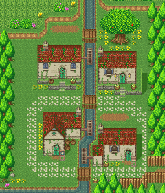 Secret of Mana map Kippo village.png