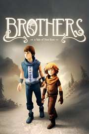 Box artwork for Brothers: A Tale of Two Sons.