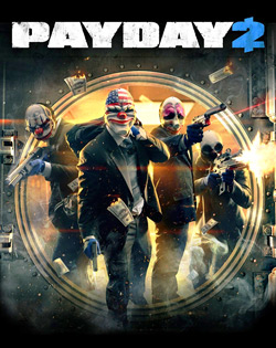 Box artwork for Payday 2.