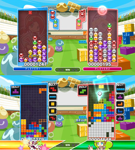 Puyo Puyo Tetris/Modes — StrategyWiki, the video game