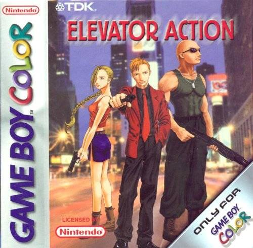 Elevator Action Ex Strategywiki The Video Game