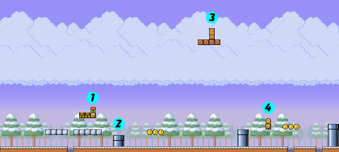 Super Mario Bros  3/World 6 — StrategyWiki, the video game