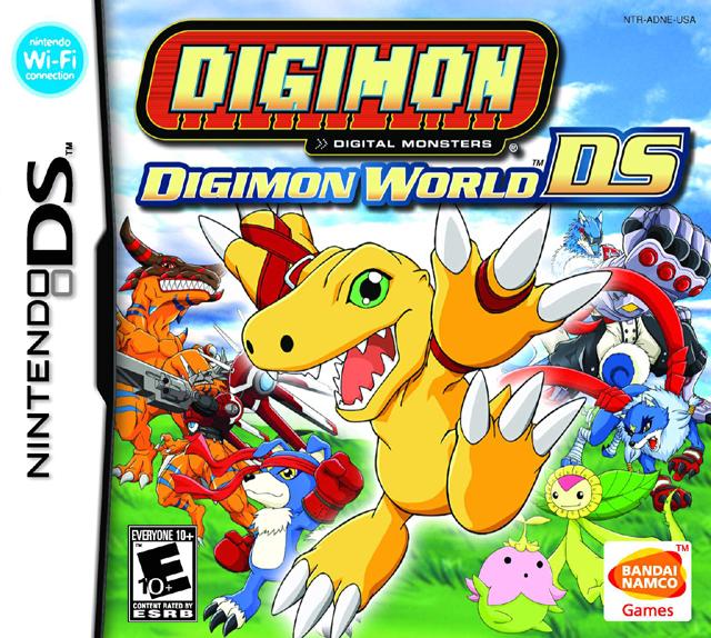 Digimon World DS — StrategyWiki, the video game walkthrough