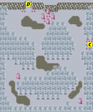 Secret of Mana map Crystal Forest c.png