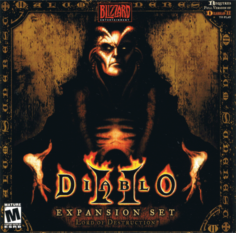 Diablo  Lod Can Mephisto Drop Nature S Peace