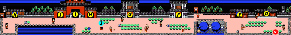 Ganbare Goemon 2 Stage 2 section 2.png
