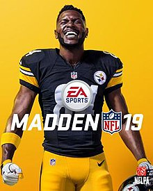 Box artwork for Madden NFL 19.