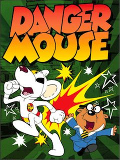 Box artwork for Danger Mouse (Mobile).