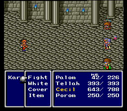 Final Fantasy Iv Return To Baron Strategywiki The Video Game Walkthrough And Strategy Guide Wiki