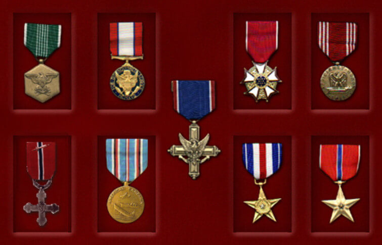 Medal Of Honor Allied Assault Medals Strategywiki The