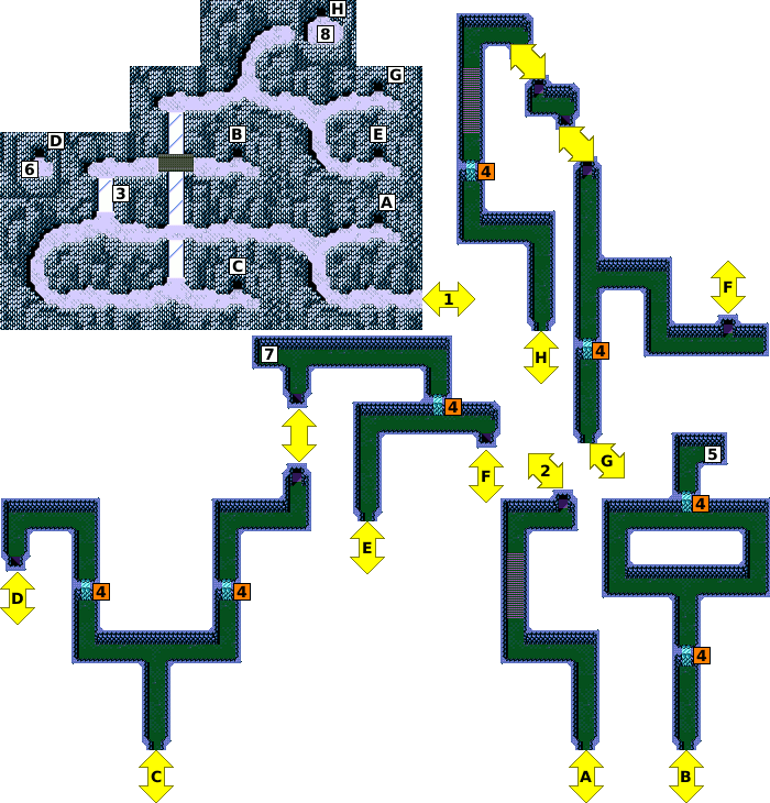 Crystalis Oak Strategywiki The Video Game Walkthrough And Strategy Guide Wiki