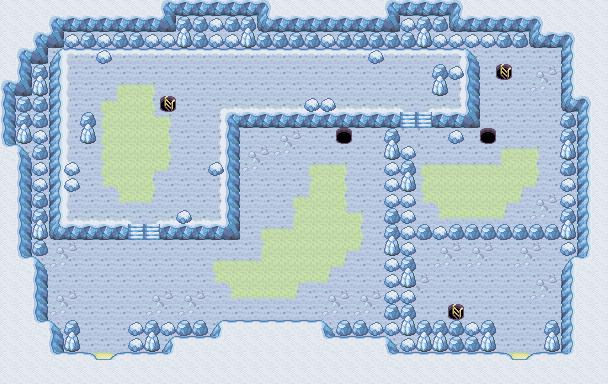 Pokémon FireRed and LeafGreen/Seafoam Islands — StrategyWiki
