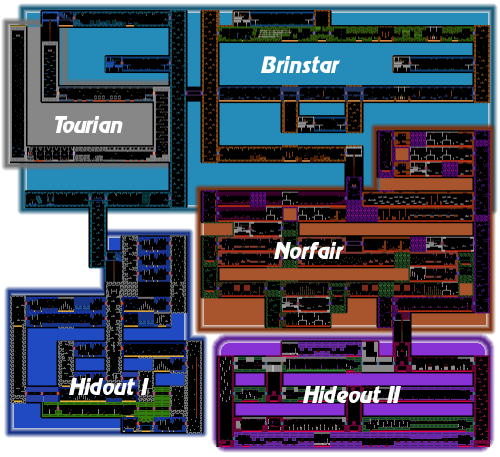 Nes Metroid Map Metroid/Walkthrough — StrategyWiki, the video game walkthrough and  Nes Metroid Map