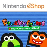 Box artwork for Freakyforms: Your Creations, Alive!.