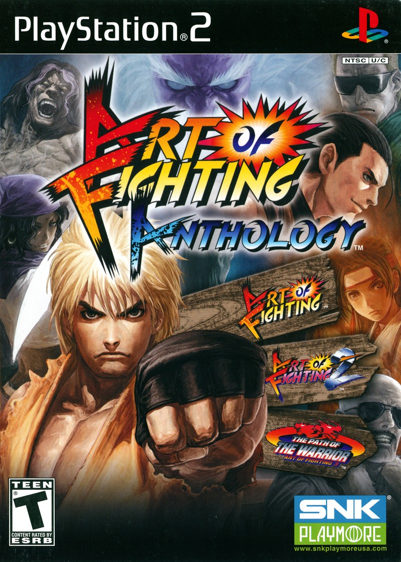 Art Of Fighting Anthology Strategywiki The Video Game Walkthrough And Strategy Guide Wiki