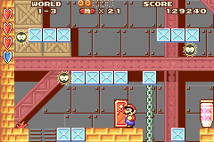 Super Mario Bros  2/World 1-3 — StrategyWiki, the video game