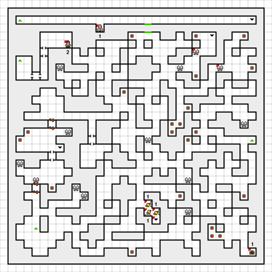Deep Dungeon 3 map Cave 1.png
