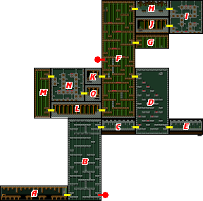 Blaster Master Area 2 Strategywiki The Video Game