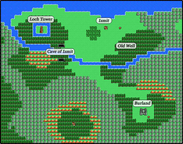 Dragon Warrior IV/Chapter 1: The Royal Solrs — StrategyWiki, the on