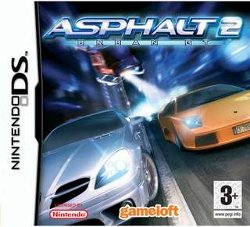 Box artwork for Asphalt: Urban GT 2.