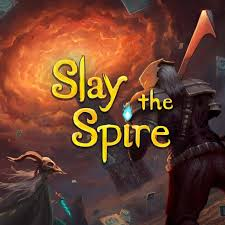 Box artwork for Slay the Spire.