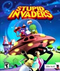 Box artwork for Stupid Invaders.