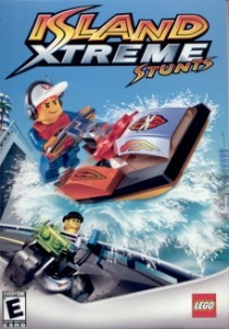 Box artwork for Island Xtreme Stunts.