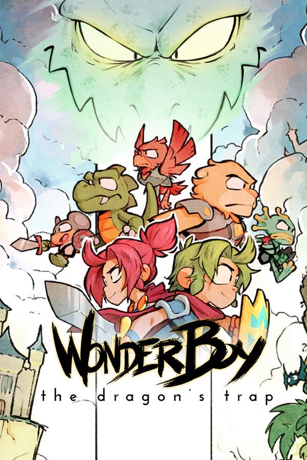 Wonder Boy The Dragon S Trap Strategywiki The Video Game Walkthrough And Strategy Guide Wiki
