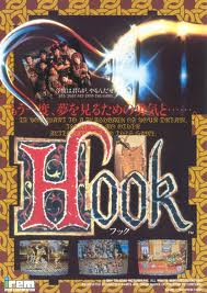 Box artwork for Hook (Arcade).