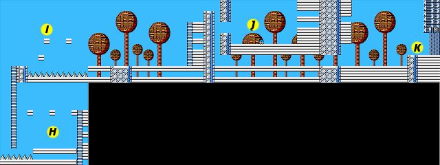 Bomb Man Mega Man