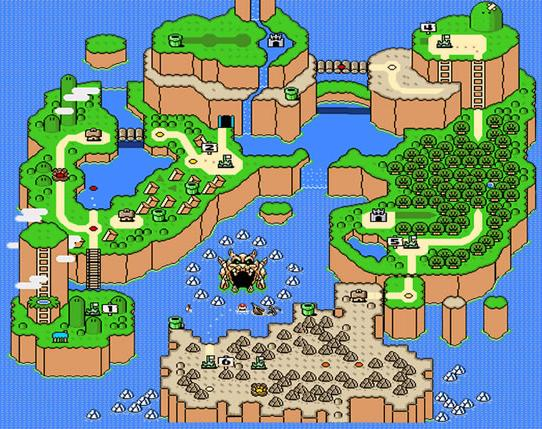 Super Mario World/Walkthrough — StrategyWiki, the video game ...