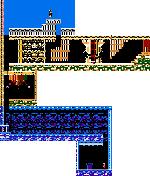 File:Clash at Demonhead NES map Route 42b.png