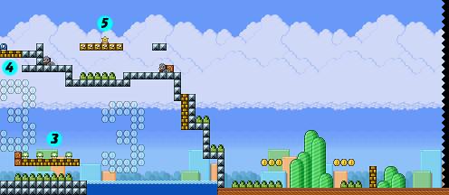 Super Mario Bros  3/World 5 — StrategyWiki, the video game