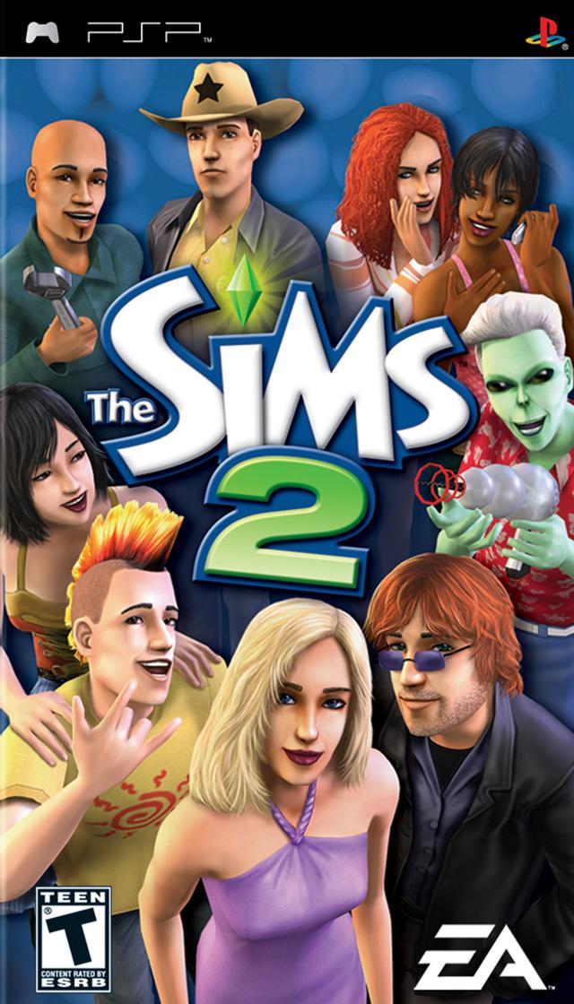 The_Sims2-המשחק_החם_לPSP!