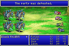 FF1-2 Dawn of Souls ch1 first fight.png