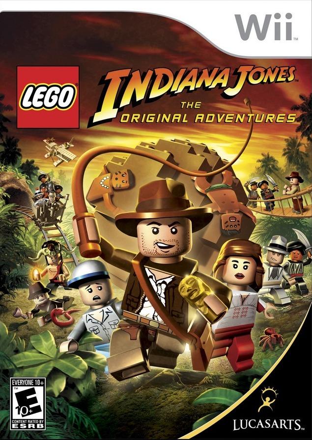 LEGO Indiana Jones: The Original Adventures — StrategyWiki