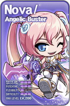 MapleStory AngelicBuster selection icon.png