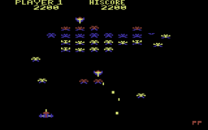 Galaxian/Home version comparisons — StrategyWiki, the video