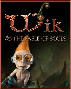 Box artwork for Wik and the Fable of Souls.