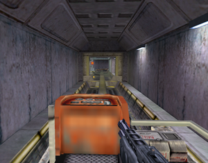 Half-Life/On A Rail — StrategyWiki, the video game