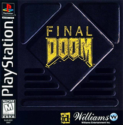 Box artwork for Final Doom.