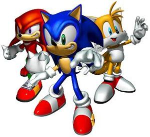 Sonic Heroes/Teams — StrategyWiki, the video game walkthrough and
